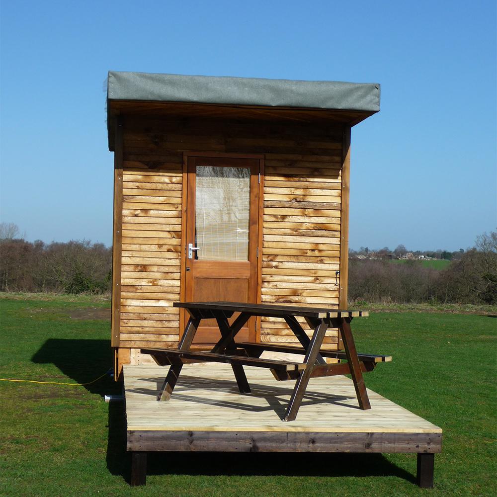 Norfolk Camping Cabins 4