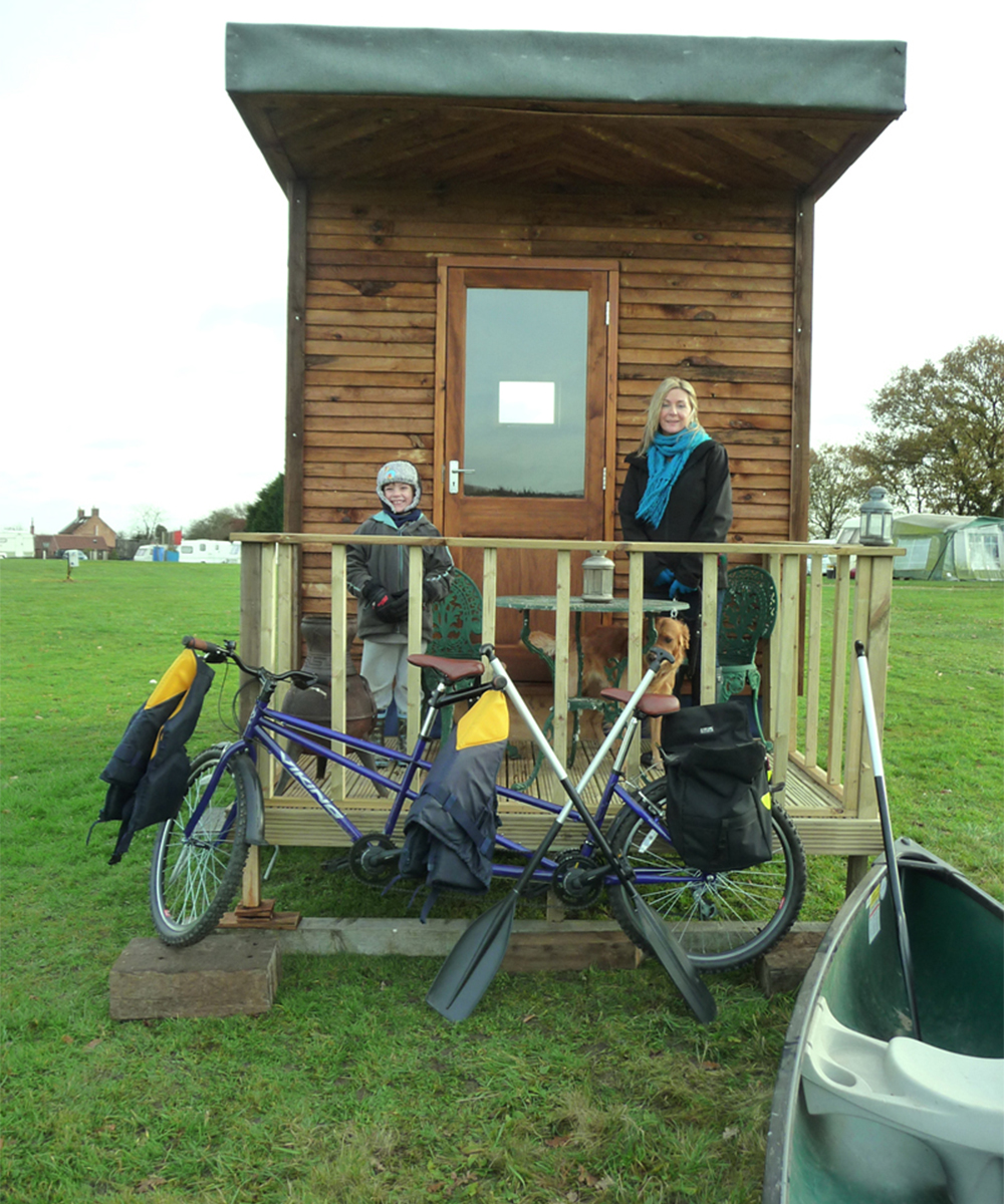 Norfolk Camping Cabins 5