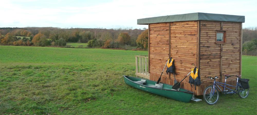 Norfolk Camping Cabins