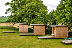 Norfolk Camping Cabins 2