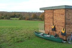 Norfolk Camping Cabins