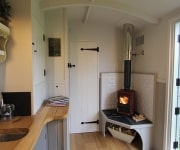 Florence Shepherds Hut