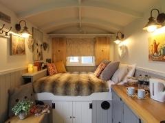 Florence Shepherds Hut