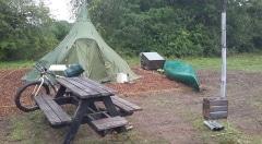 Wild Camping Norfolk
