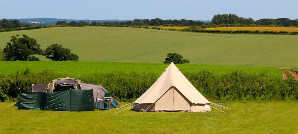 Camping Pitches Norfolk